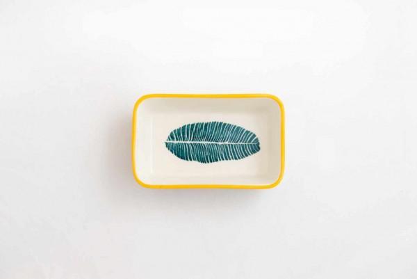 Vista Portuguese Ecuador Rectangular Bowl