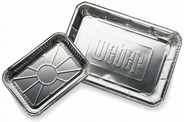 Weber Alu-Abtropfschalen klein
