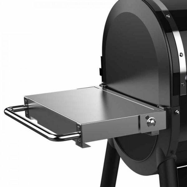 Weber SmokeFire Edelstahl-Seitentisch