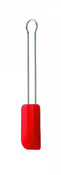 Rösle Teigschaber Silikon rot 26 cm