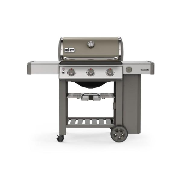 Weber Genesis II E-310 GBS smoke grey Gasgrill