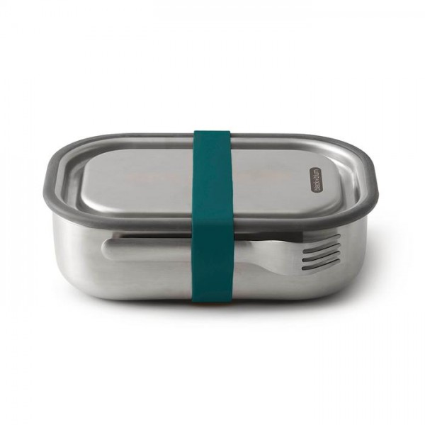 Black and Blum Lunchbox groß Ozean 1l