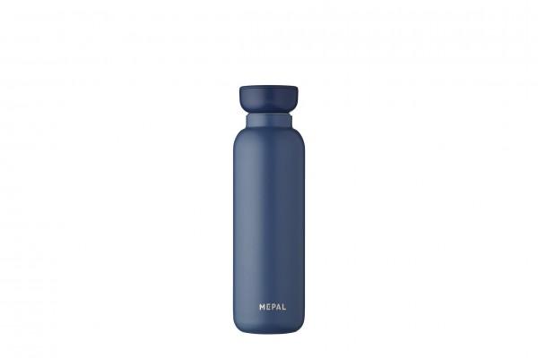 mepal Thermoflasche Ellipse 500 ml Nordic denim