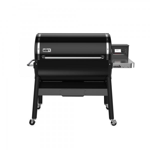 Weber SmokeFire EX6 GBS Holzpelletgrill schwarz