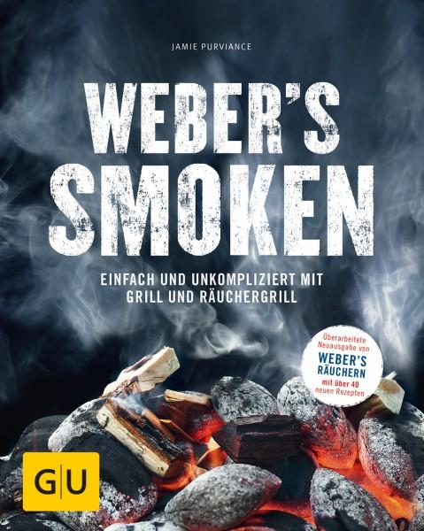 Weber´s Smoken Grillbuch