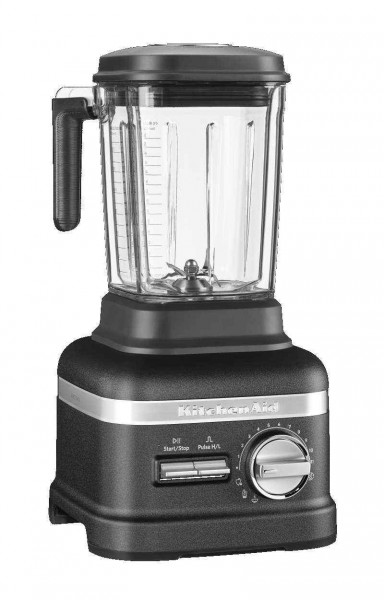 Kitchen Aid Artisan Power Plus Blender schwarz