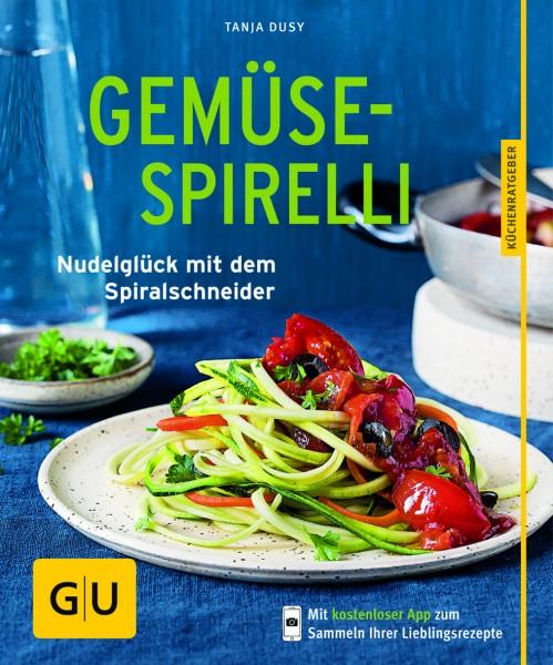 GU Gemüse Spirelli
