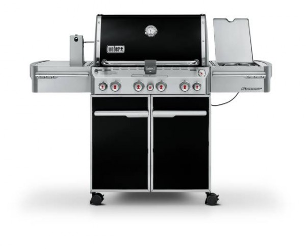 Weber Holzkohlegrill Funktion : Weber gasgrill summit e gbs schwarz weber grill