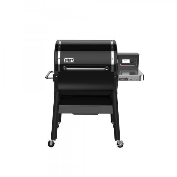 Weber SmokeFire EX4 GBS Holzpelletgrill schwarz