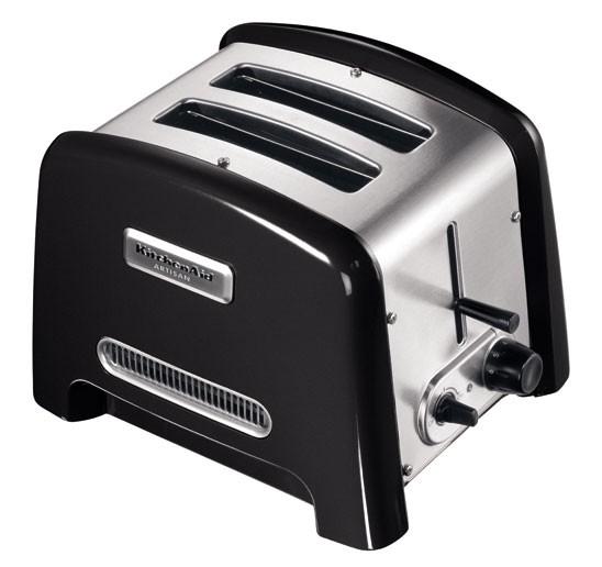 Kitchen Aid Toaster schwarz